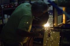 Industriale meccanico Immagini Stock