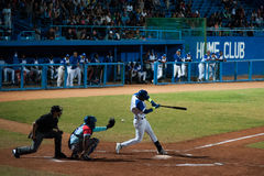 Industriales. Baseball Team Royalty Free Stock Photography
