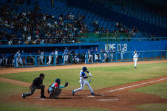 Industriales. Baseball Team Royalty Free Stock Image