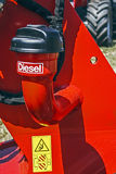 Industriall equipment. Details 11 Stock Photo
