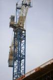 Industrian crane Royalty Free Stock Photo