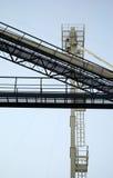 Industrie à Montréal photos libres de droits