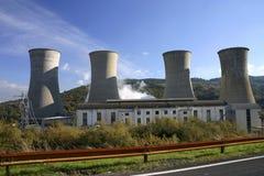 Industrie énergétique Image libre de droits