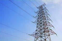 Industrie énergétique Photo libre de droits