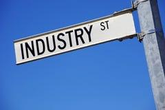 Industrie Lizenzfreie Stockfotografie
