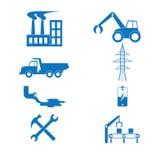 Industrie Illustration de Vecteur