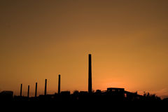 Industrie Stockfoto