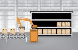Industrie illustration stock