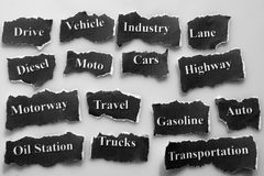 Industrie automobile Photos stock
