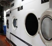 Industrie de blanchisserie image libre de droits