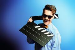 Industrie de cinéma Images stock