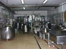 Industrie de lait Photos stock