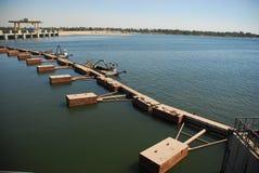 Industrie de mer Photo stock