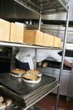 Industrie de pâtisserie photos libres de droits