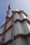 Industrie du bâtiment au centre de Londres Photo stock