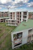 Industrie du bâtiment et cran. photo libre de droits