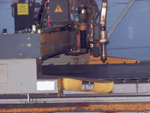 Industrie métallurgique Photos libres de droits
