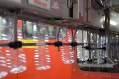Industrie - Mineralwasser Stockbilder
