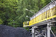 Industrie minière Photo libre de droits