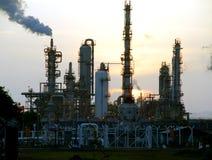 Industrie pétrolière Images libres de droits