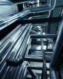 Industrie, Rohrleitungsbau, Energie, Wasser, industriell, Anlage stockfotos