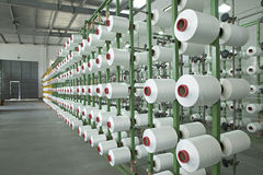 Industrie textile Images stock