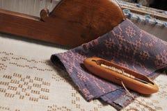Industrie textile de vintage Image stock
