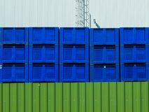 Industrie tricolore photo stock
