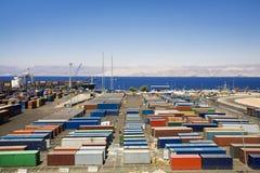 Industrie und Handel Lizenzfreie Stockbilder