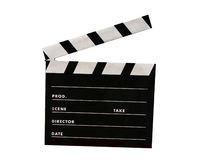 Industrie van de film Royalty-vrije Stock Afbeeldingen
