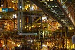 Industrie van de olie en van het Gas royalty-vrije stock foto
