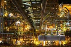 Industrie van de olie en van het Gas stock fotografie