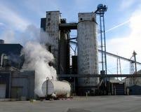 Industrie zwei Stockbild