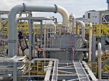 Industrieanlage Lizenzfreies Stockfoto