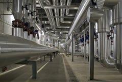 Industrieanlage 4 Lizenzfreie Stockfotografie