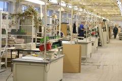 Industrieanlage Stockfoto