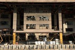 Industrieanlage-Detail Lizenzfreies Stockfoto
