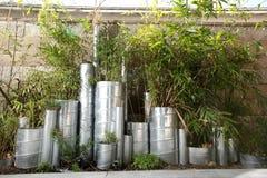Industrieanlage-Kunst Lizenzfreie Stockbilder