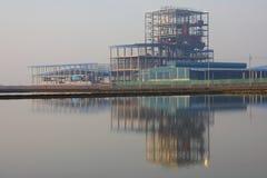 Anlage und Reflexion, Thailand. Lizenzfreie Stockfotos