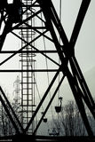 Industrieanlagen Lizenzfreie Stockbilder