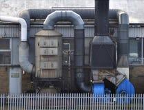 Industriedetail Lizenzfreie Stockbilder