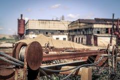 industrieel Royalty-vrije Stock Fotografie
