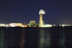Industrieel district Royalty-vrije Stock Afbeeldingen