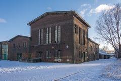 Industrieel erfgoed Royaltyfria Foton