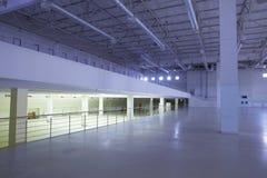 Industrieel gebouw Royalty-vrije Stock Fotografie