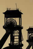 Industrieel landschap Royalty-vrije Stock Fotografie