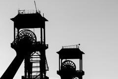 Industrieel landschap Royalty-vrije Stock Foto