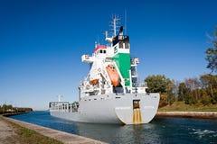 Industrieel schip Royalty-vrije Stock Foto