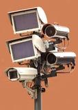 CCTV Stockfoto