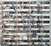 Industriegebäude-Äußer-Beschaffenheit Stockbilder